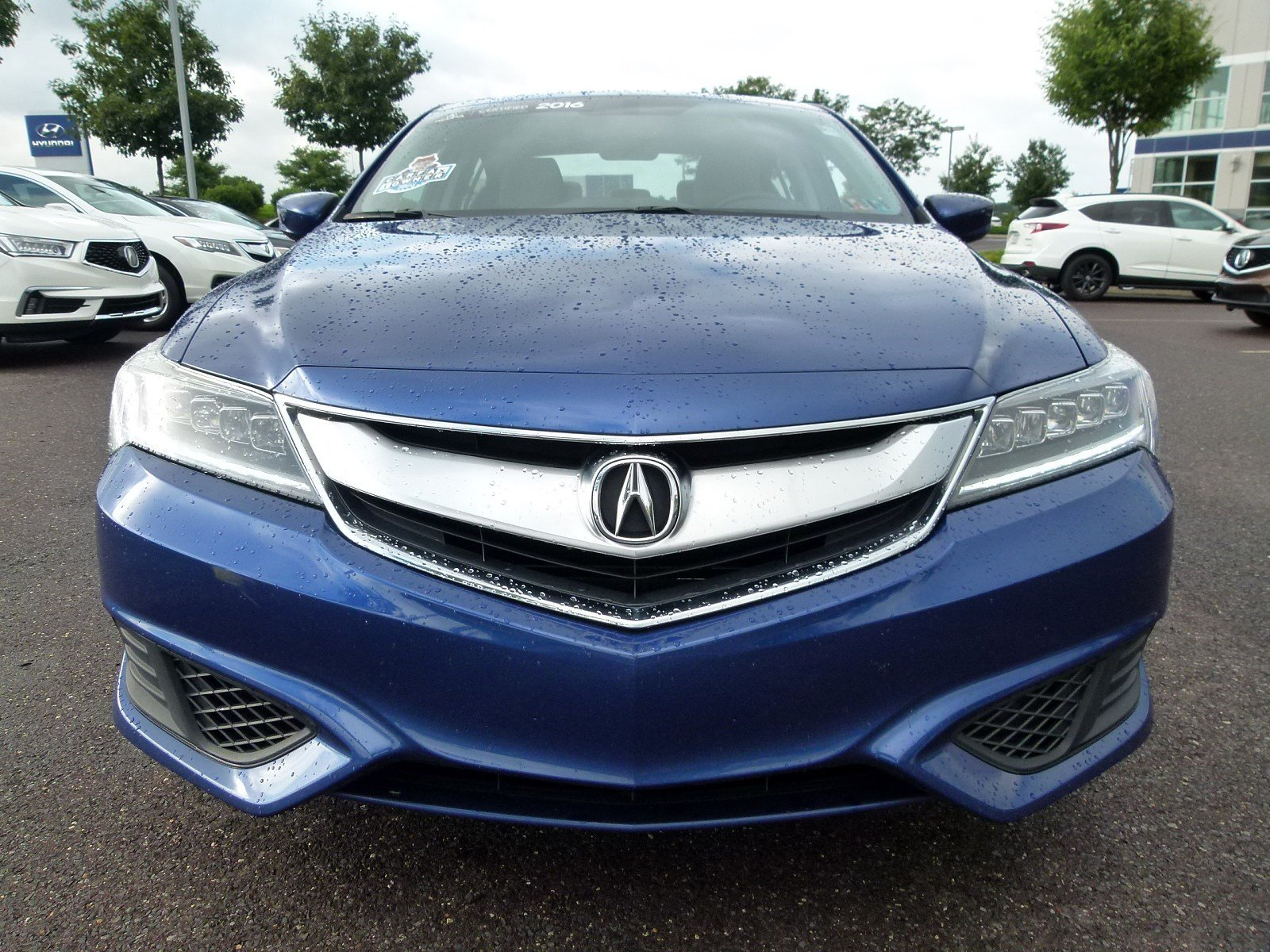 Certified Pre Owned 2016 Acura ILX with Premium Package 4dr Car