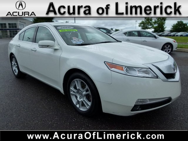 Acura Tl Wheels >> Pre Owned 2010 Acura Tl Tech 18 Wheels 4dr Car In Limerick 25707a